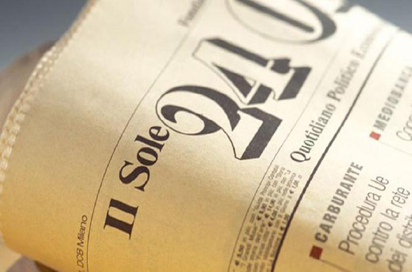 Quotidiano il sole 24 ore e Business Class Digital