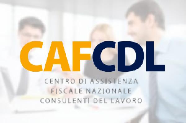 Convezione CAF Cdl