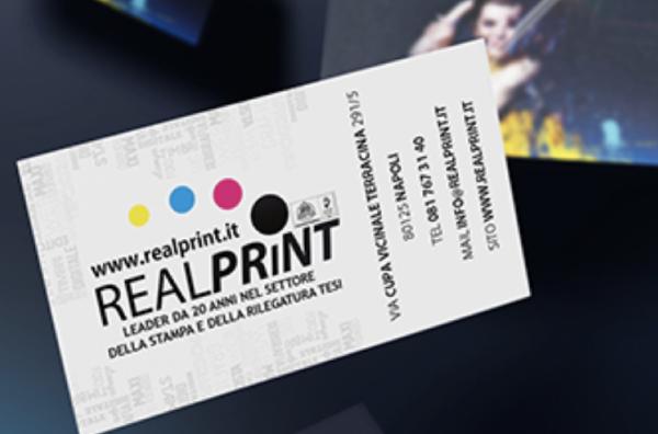Convenzione Real Print S.r.l.
